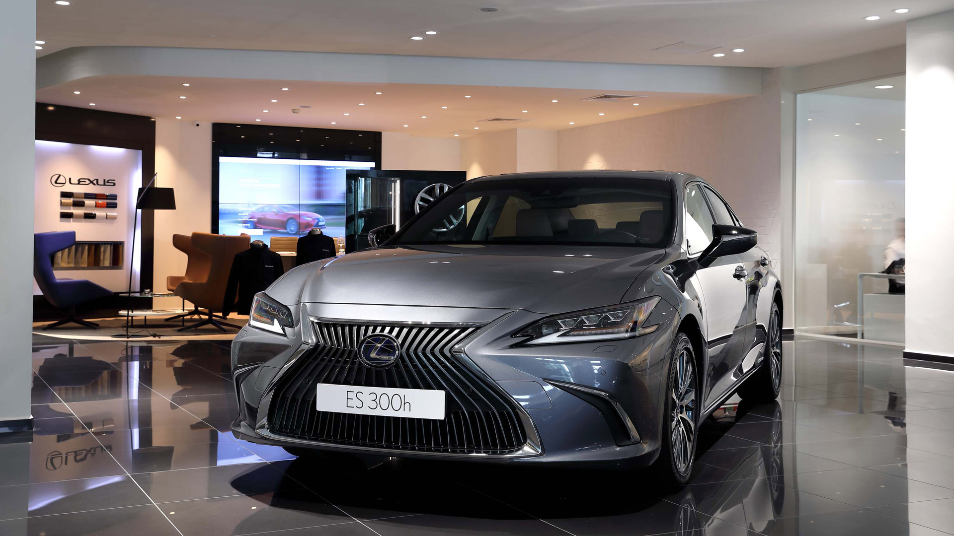 Lexus Dolmabahce Showroom gallery07