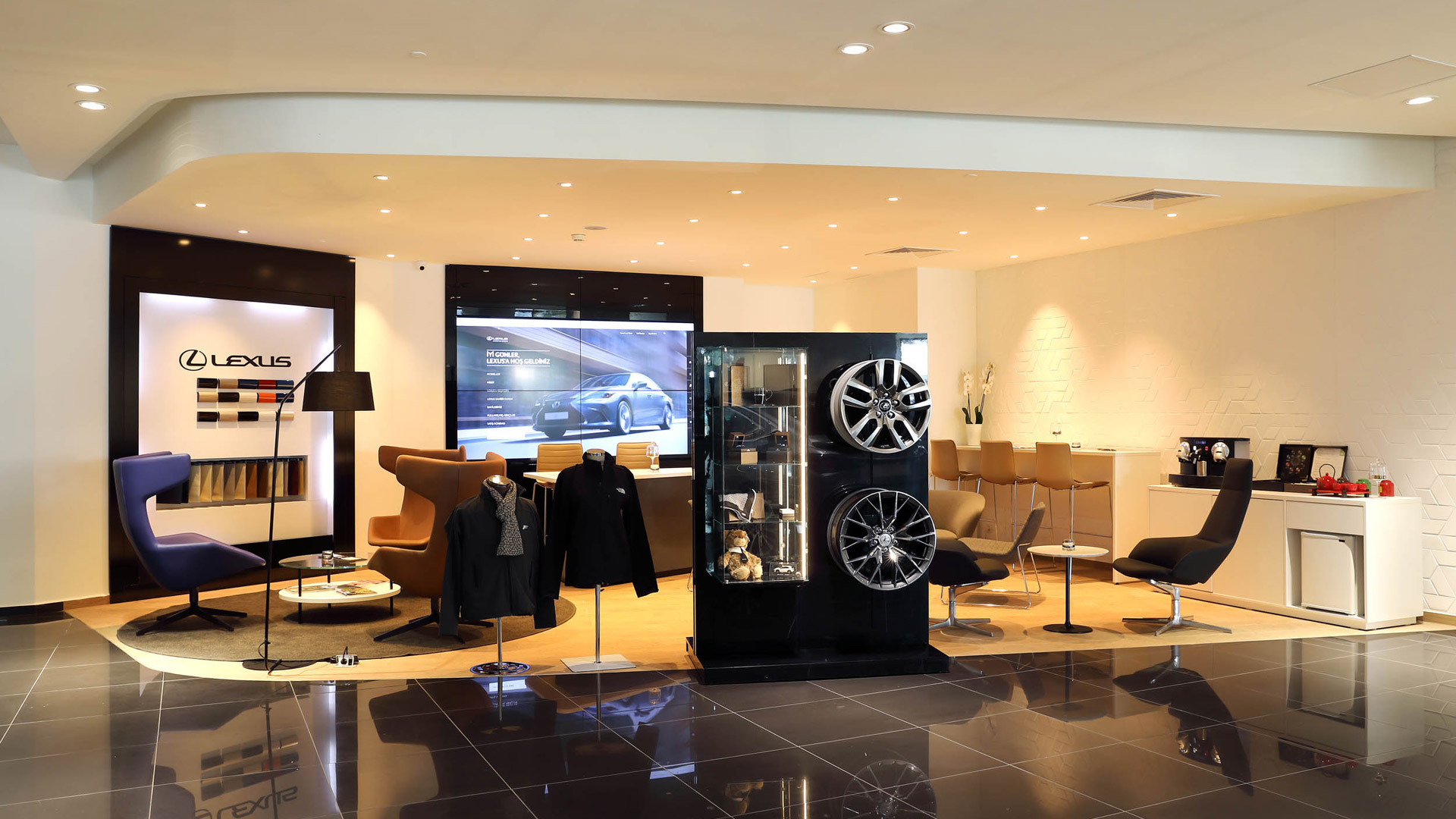 Lexus Dolmabahce Showroom gallery09