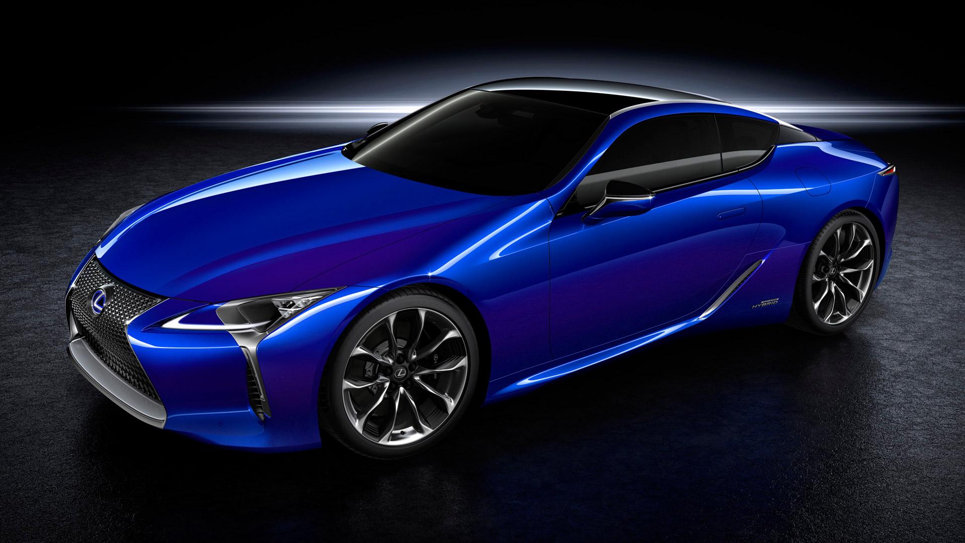 Lexus LC 500h gallery02