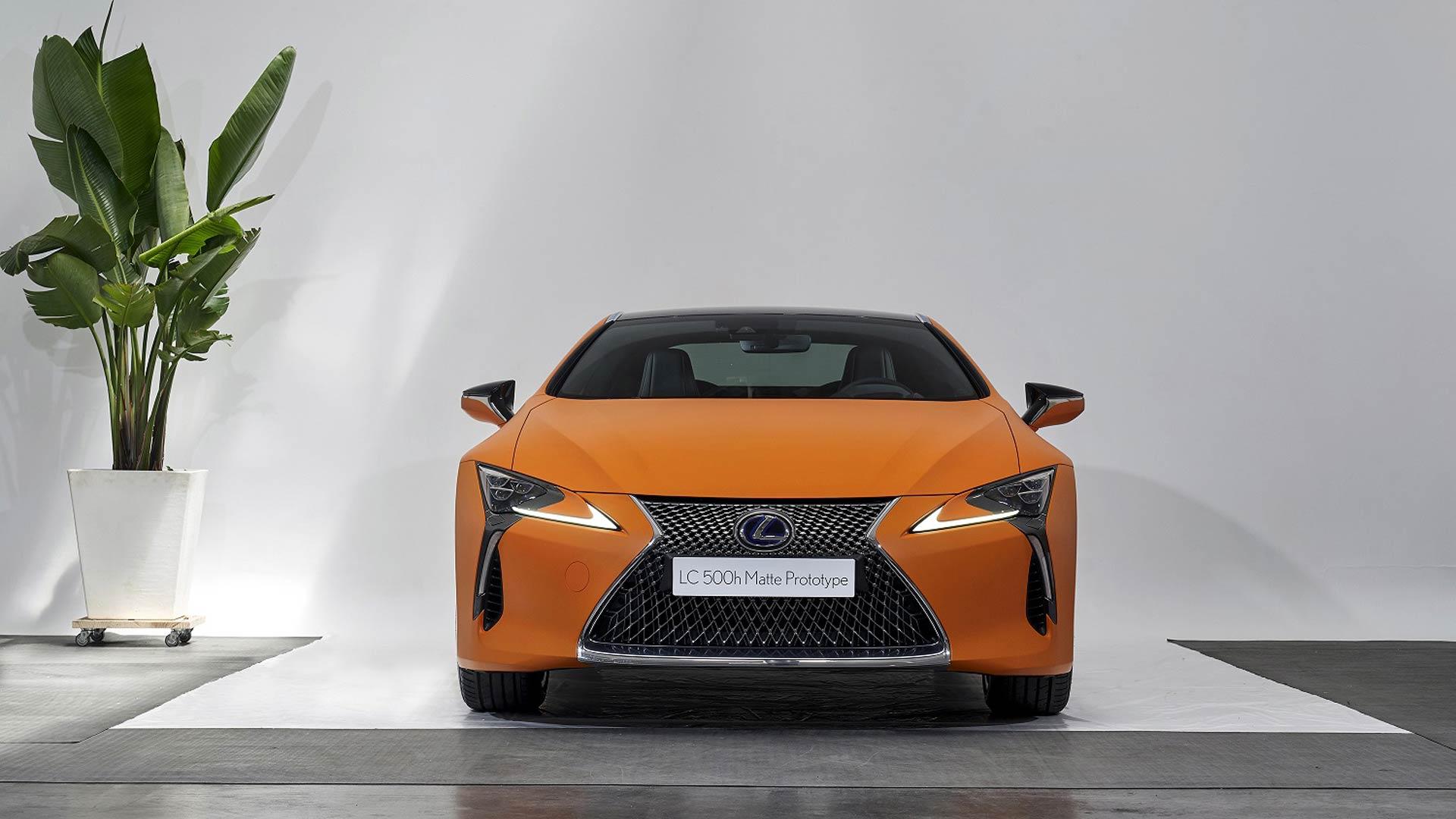 Lexus LC500h Mat Prototip gallery01