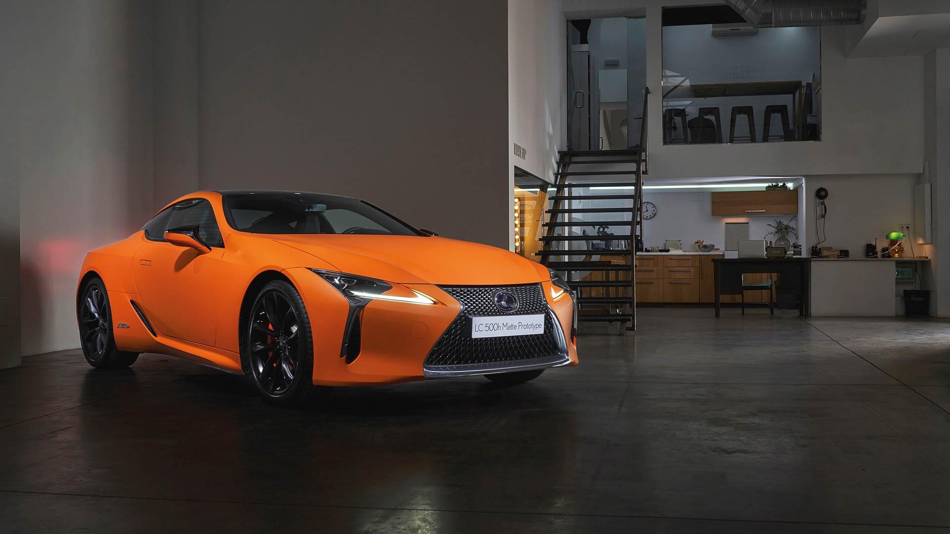 Lexus LC500h Mat Prototip gallery03