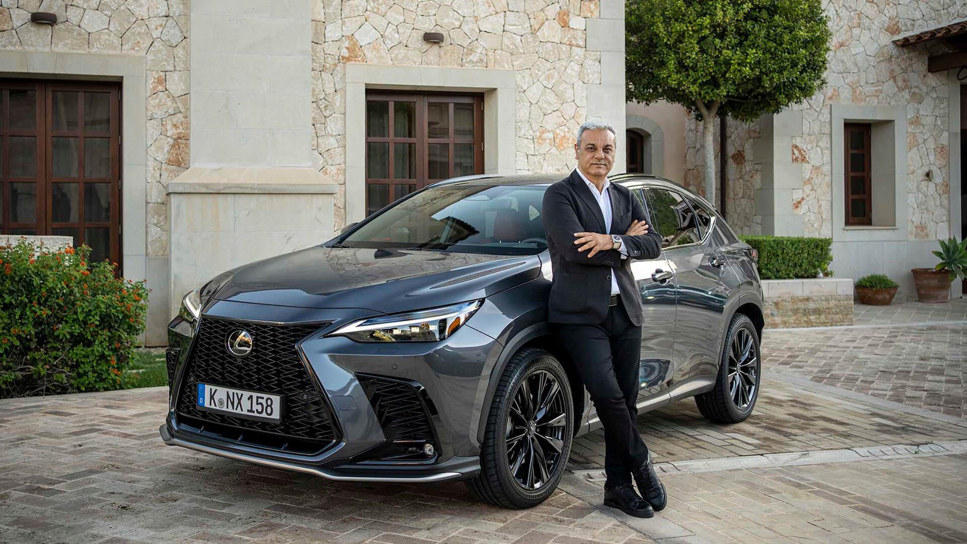 Yeni Nesil NX ile Lexus için Yeni Bir Dönem Başlıyor gallery04