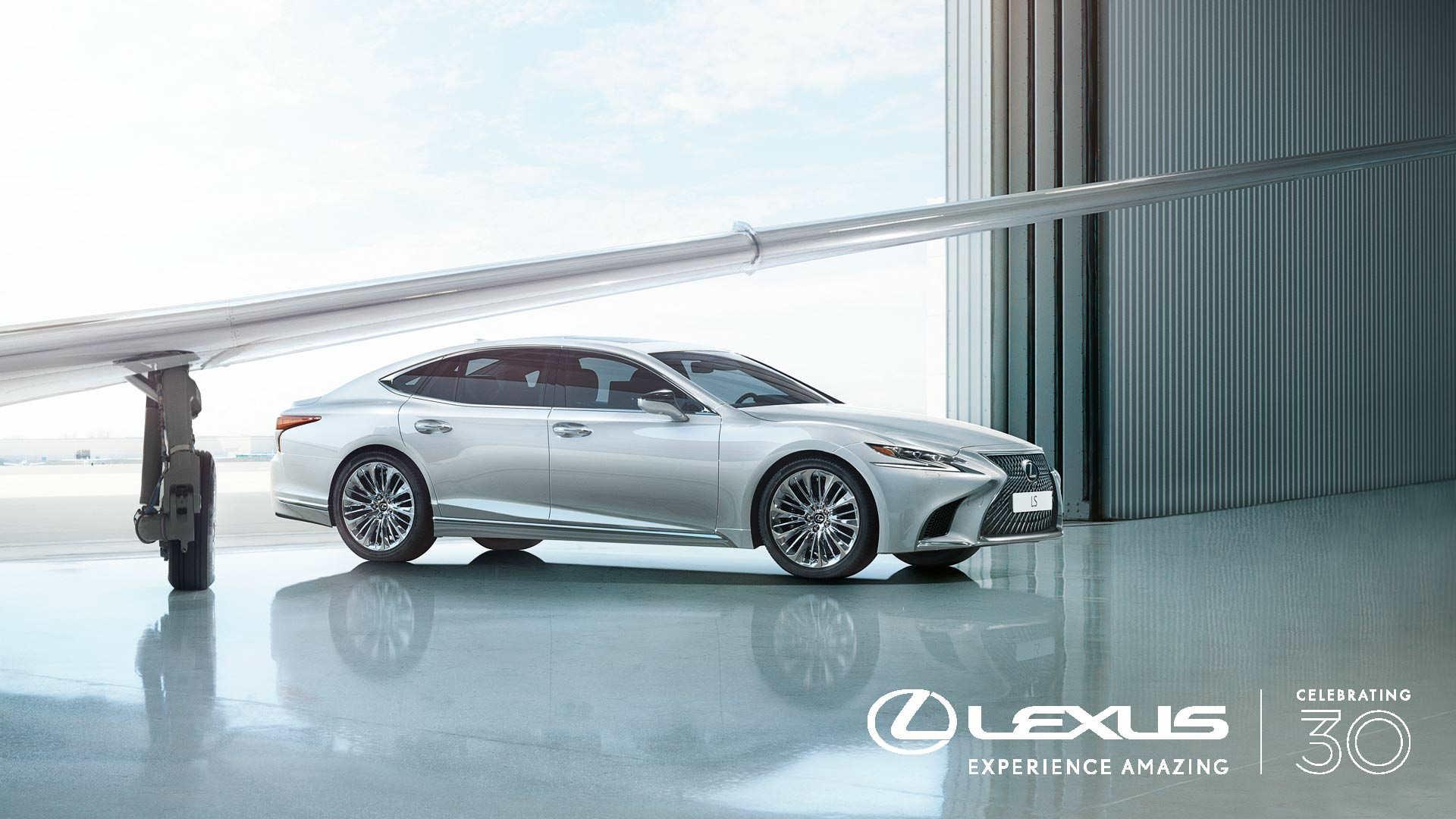 Lexus 30 rokiv