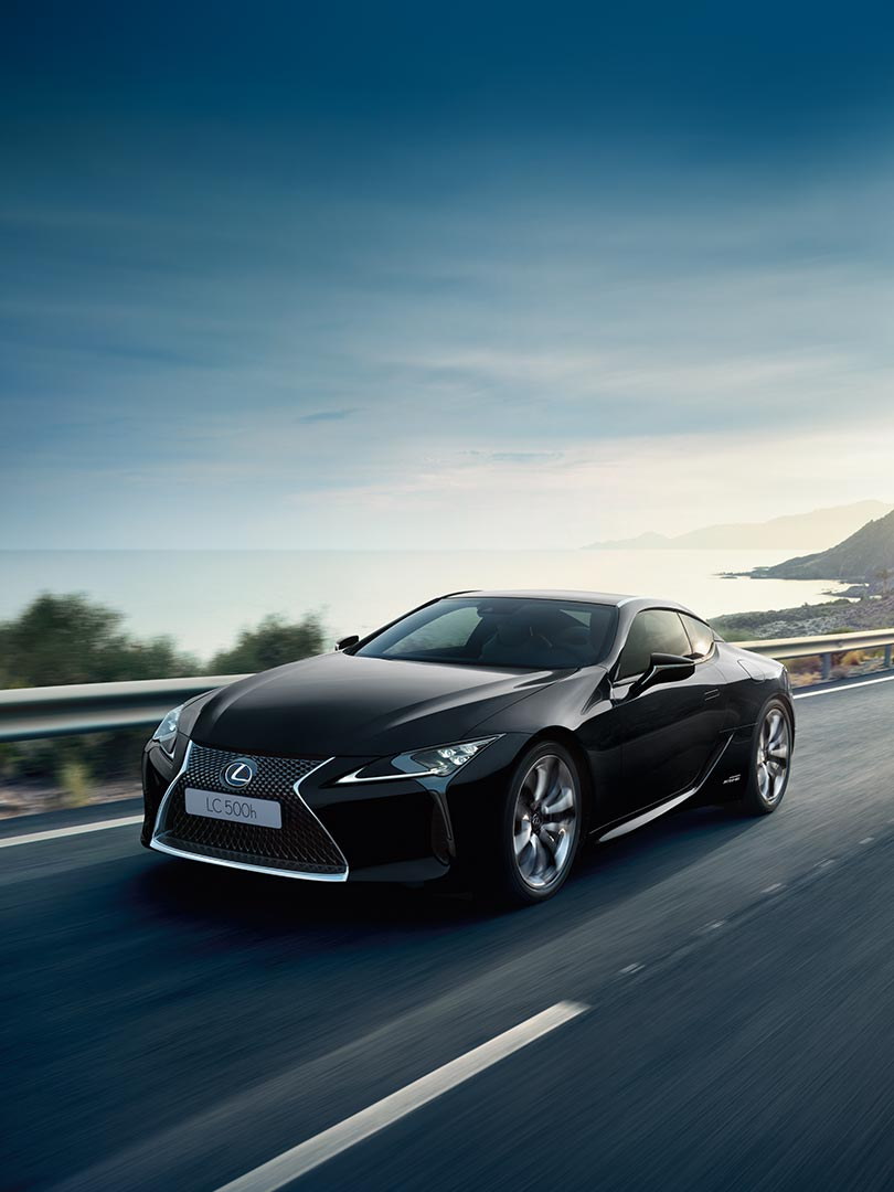 lexus lc 500 unprecedented achievement
